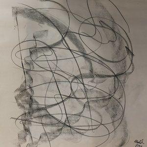 CHARCOAL DRAWING ART BY KARTER KOHLER